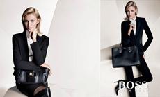 Одежда бизнес-леди: коллекция Hugo Boss