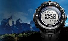 Скоро поступят в продажу новые часы Casio ProTrek
