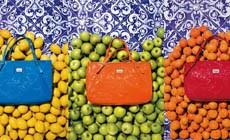 Картографическая коллекция сумок Alviero Martini