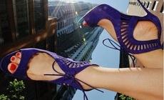 Элитная модная обувь - Sergio Rossi