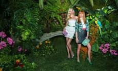 Кира Пластинина выпустила коллекцию выпускных платьев