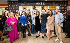 Vogue Fasion's Night Out  в ЦУМе