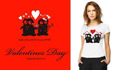 Коллекция Kira Plastinina for WWF ко дню Святого Валентина