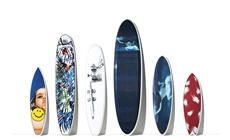 Tommy Hilfiger выпускает доски для серфинга