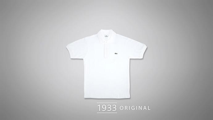 10 фактов о рубашке-поло к юбилею Lacoste