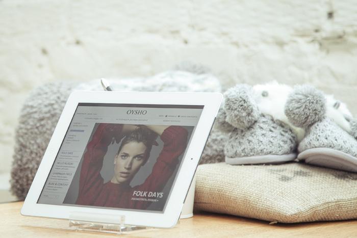 Oysho запустил интернет-магазин в России