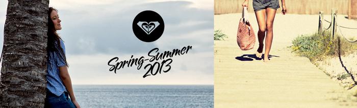Весенне-летняя коллекция Roxy Life