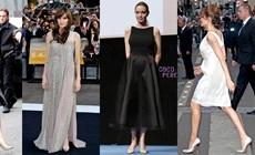 Какую обувь выбирает Анджелина Джоли?