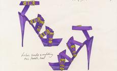 Mascotte  стал официальным поставщиком обуви London Fashion Week