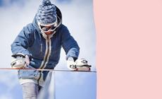 Зимняя сноубордическая коллекция Roxy