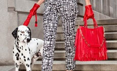 «Собачья» коллекция сумочек от Carolina Herrera