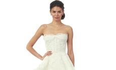 Свадебная мода от Oscar de la Renta
