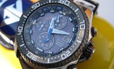 Обзор. Мужские часы Citizen Aqualand Deep Promaster