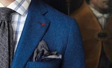 Нагрудный платок и галстук — дружба врозь?