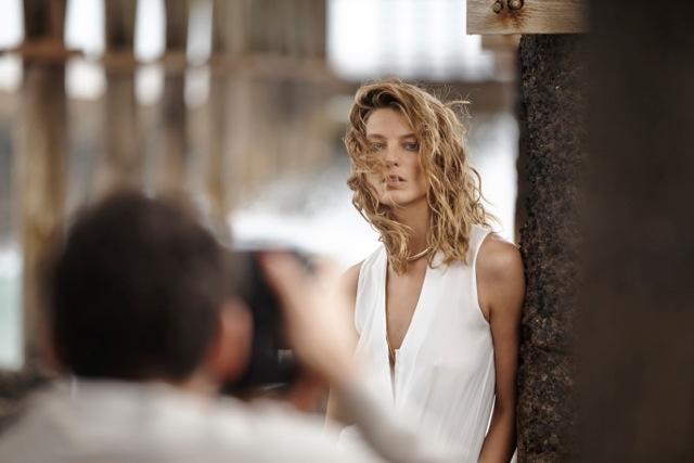 Дарья Вербова - главная героиня рекламной кампании Mango