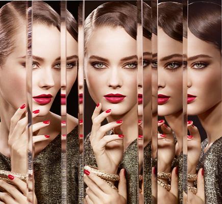 Рождественская коллекция макияжа от Chanel