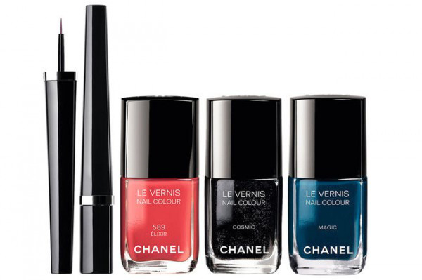 Лимитированная коллекция Nuit Magique от Chanel