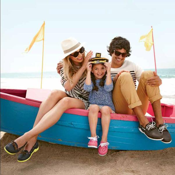 Crocs представляет летнюю коллекцию обуви