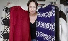 Сара, свитер и король. Часть 2.