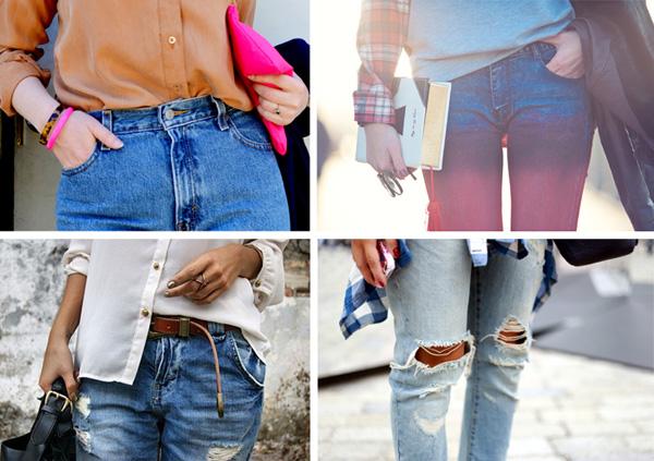 Выбираем любимые джинсы