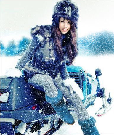 Зима пришла: выбираем обувь по погоде