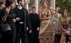 Рекламная кампания женской коллекции Dolce&Gabbana