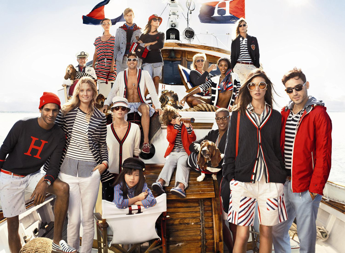 Новинки от Tommy Hilfiger в Wildberries
