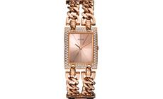 Новинки из розового золота в коллекции Guess Watches