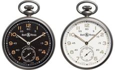 Карманные часы Bell & Ross PW1 Heritage