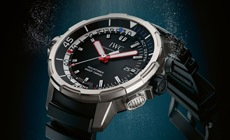 Часы IWC  Aquatimer Deep Three