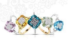 Новинки от ювелирного дома Valtera: Самоцветная весна