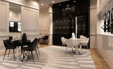 Открытие бутика Alexander Arne в Галереях «Времена года»