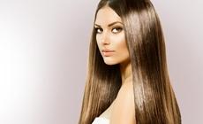 Новая жизнь и сияние поврежденных волос