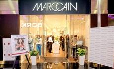 Открытие магазина Marc Cain в ТЦ Капитолий