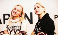 Запуск коллекции Isabel Marant pour H&M.