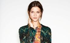 Лукбук женской коллекции Zara