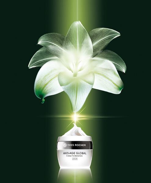 Yves Rocher: мировая премьера в растительной косметике