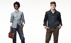 Осенняя коллекция одежды Gap