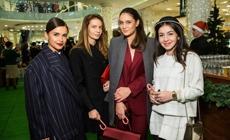 Открытие бутика Stella McCartney в галерее «Времена года»
