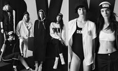 Коллаборация DKNY и Opening Ceremony