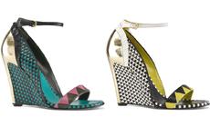 Весенняя обувь Sergio Rossi