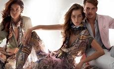 Новое fashion-путешествие от Etro