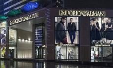 Открытие магазина Emporio Armani в «Весне»