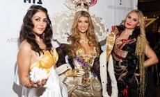 Шоу национальных костюмов в Vegas