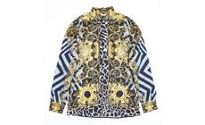 Новая коллекция легендарного бренда Versace в Podium