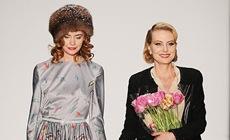 Рената Литвинова для Zarina: показ в рамках MBFWR