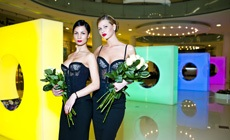 Открытие бутика Agent Provocateur в Галереях «Времена года»