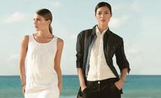 Летняя рекламная кампания Esprit