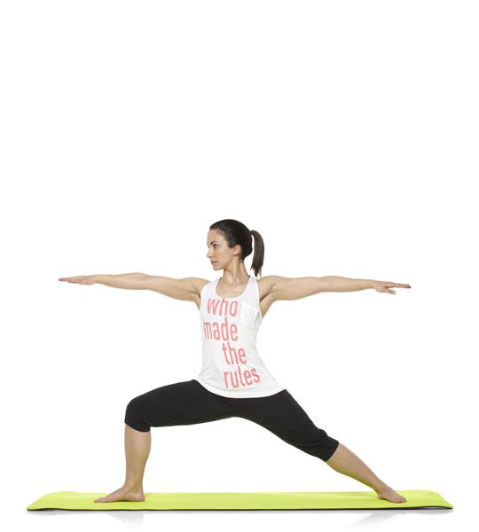 Уникальная коллекция Reebok Yoga