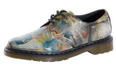 Ботинки Dr. Martens c фрагментами «Сада земных наслаждений» Босха